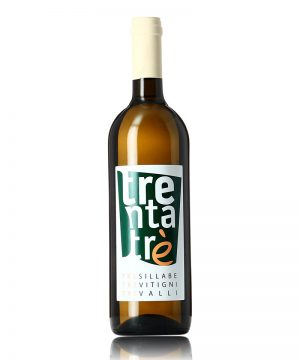 vino-bianco-trentatre-vallarom-shelved-wine