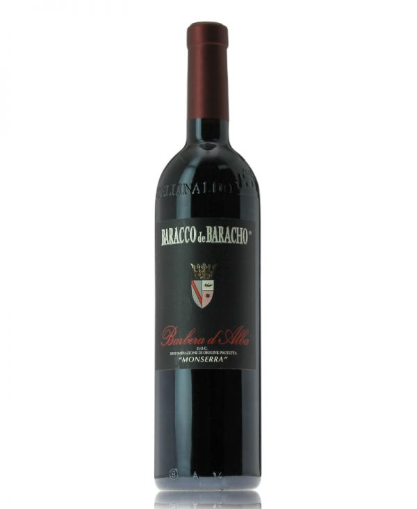 barbera-d'alba-monserra-baracco-de-baracho-shelved-wine