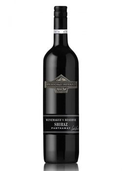 the-black-shiraz-winemakers-reserve-berton-vineyard-shelved-wine