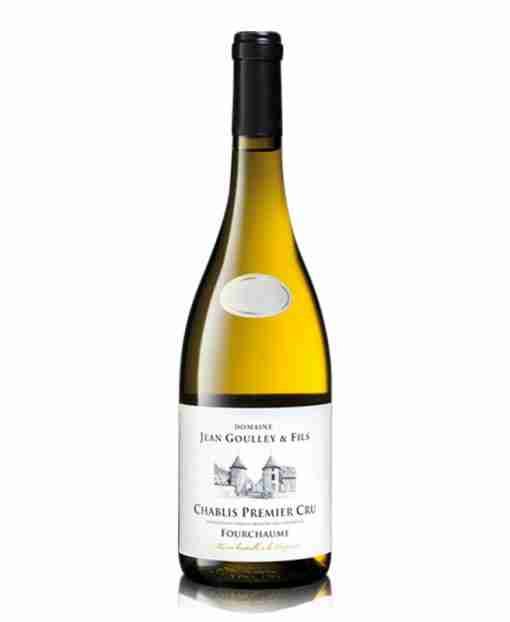 chablis-1er-cru-fourchaume-domaine-jean-goulley-shelved-wine