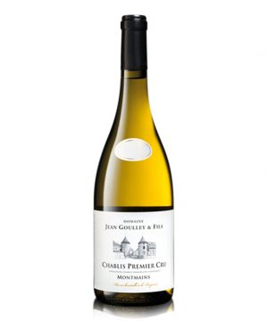 chablis-1er-cru-montmains-domaine-jean-goulley-shelved-wine