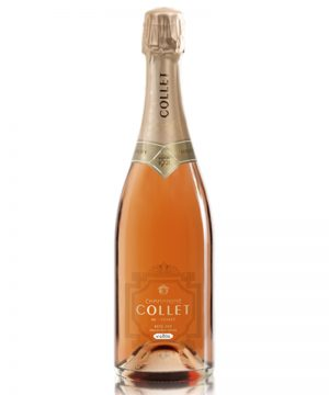 champagne-collet-collection-privée-rosé-dry-shelved-wine