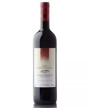 estate-red-ktima-gerovassiliou-shelved-wine