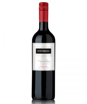 carmenere-valle-central-undurraga-shelved-wine