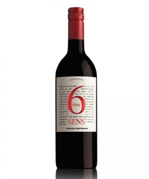 6éme-sens-rouge-gérard-bertrand-shelved-wine