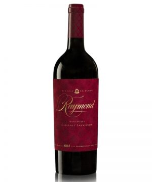 cabernet-sauvignon-reserve-selection-raymond-vineyards-shelved-wine