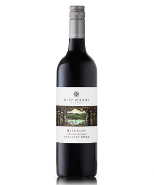 Hillside cabernet sauvignon 2015 - Deep Woods Estate