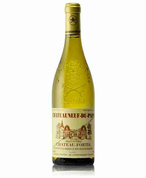 chateauneuf-du-pape-blanc-edmee-le-roy-chateau-fortia-shelved-wine