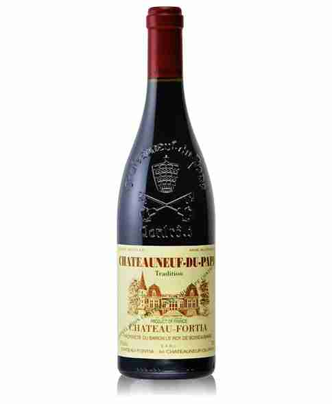 chateauneuf-du-pape-tradition-red-chateau-fortia-shelved-wine